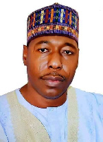 File photo: Prof Babagana Zulum