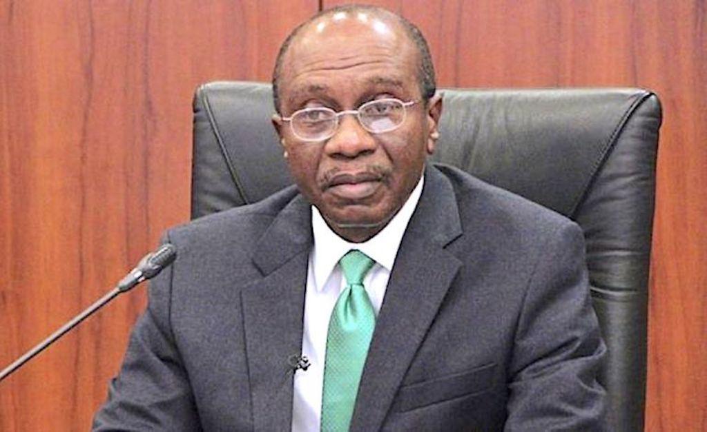 Central Bank of Nigeria governor, Godwin Emefiele