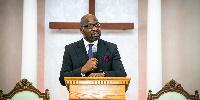 The late Pastor Yinka Akinbami