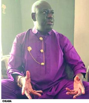 Prof Benjamin Okaba