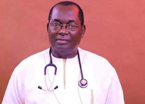 The late Dr. Chike Akunyili