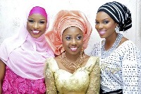 Pretty ladies (Hausa, Igbo and Yoruba)