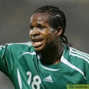 Former Super Eagles player, Christian Obodo