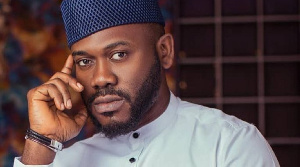 Nigerian actor, Deyemi Okanlawon
