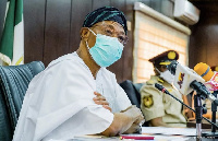 Minister of Interior, Ogbeni Rauf Aregbesola