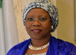 Minister of State for Industry, Trade and investment, Mariam Katagum