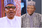 Lamido said he would not pray for President Buhari because he was chased out power