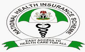 The National Health Insurance Scheme (NHIS) logo