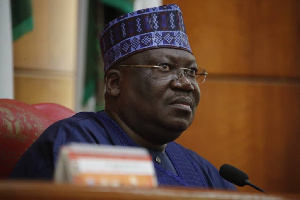 Ahmed Lawan, Nigeria's Senate President