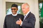 President Muhammadu Buhari and President Joe Biden