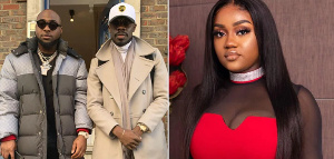 Davido's lawyer showers Chioma with lovely words