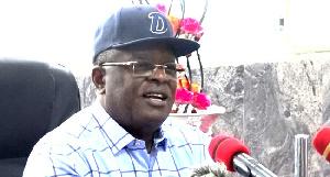 Ebonyi Governor, Dave Umahi
