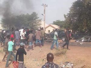 Hoodlums attack station in Ekiti
