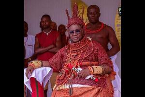 The Oba of Benin