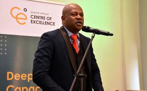 Shelter Afrique CEO Andrew Chimphondah