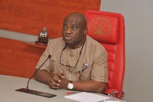 Governor Ikpeazu of Abia State