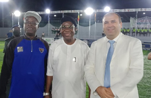 Sanusi stated that his organisation came in to accommodate and feed the players