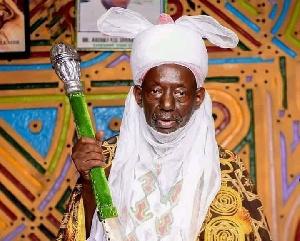 The late Ibrahim Abdulkadir