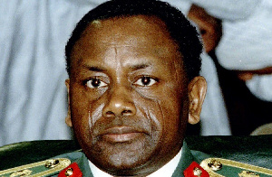 General Sani Abacha, Former Head of State of Nigeria
