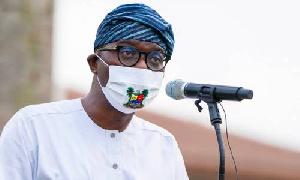 Governor Babajide Sanwo-Olu