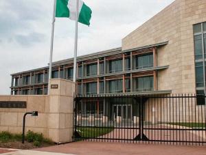 Nigerian Embassy in Washington D.C. United States of America