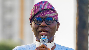 File photo: Babajide Sanwo-Olu