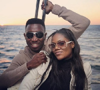 Timi Dakolo and wife Busola