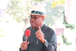 File photo: Governor Nyesom Wike