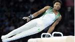 Uche Eke: Meet Nigeria's first Olympics gymnast