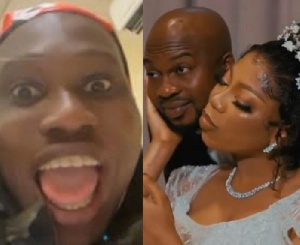 Zlatan calls out Bolanle's estranged husband Licon over his recent outburst