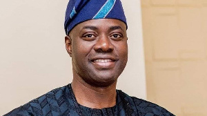 Oyo State Governor, Seyi Makinde