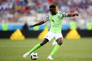 Wilfred Ndidi will miss the national team friendlies against Cote d'Ivoire and Tunisia