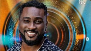 Big Brother Naija housemate, Pere