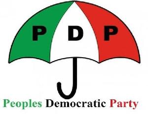 File photo: PDP logo