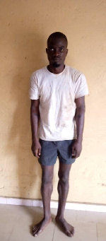 Austine Chinua-Amu is a suspected killer