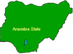 File photo: Anambra State map