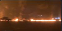 File photo: Scene of the explosion