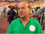 Super Eagles boss submits list of 35 players to NFF