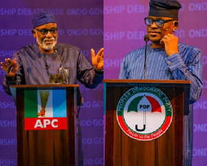 Ondo Polls: Jegede drags Akeredolu to tribunal, says election was marred with irregularities