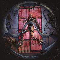 Album cover for Lady Gaga sixth studio album, Chromatica.