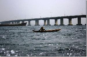 The third mainland bridge