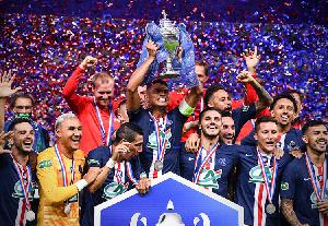 PSG, Coupe De France winners