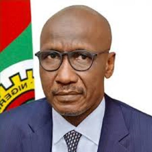 Group Managing Director, NNPC, Mele Kyari