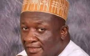 Former senator, Abubakar Abdulazeez Ibrahim