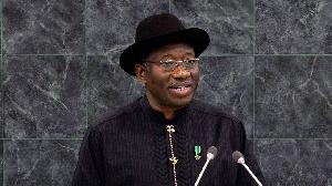 Former President of Nigeria, Goodluck Jonathan