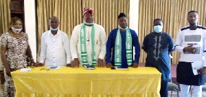 National Executives of the All Nigerian Community (ANC)