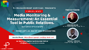EvaluatePR to be held on Friday, September 24
