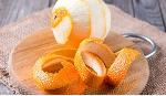 File photo: Orange peel