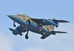 A Nigerian Air Force fighter jet