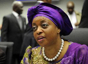 Ex-Minister of Petroleum Resources, Diezani Alison-Madueke